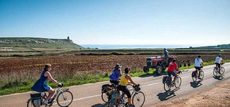 Itinerario in bici: scoprendo Alimini e dintorni