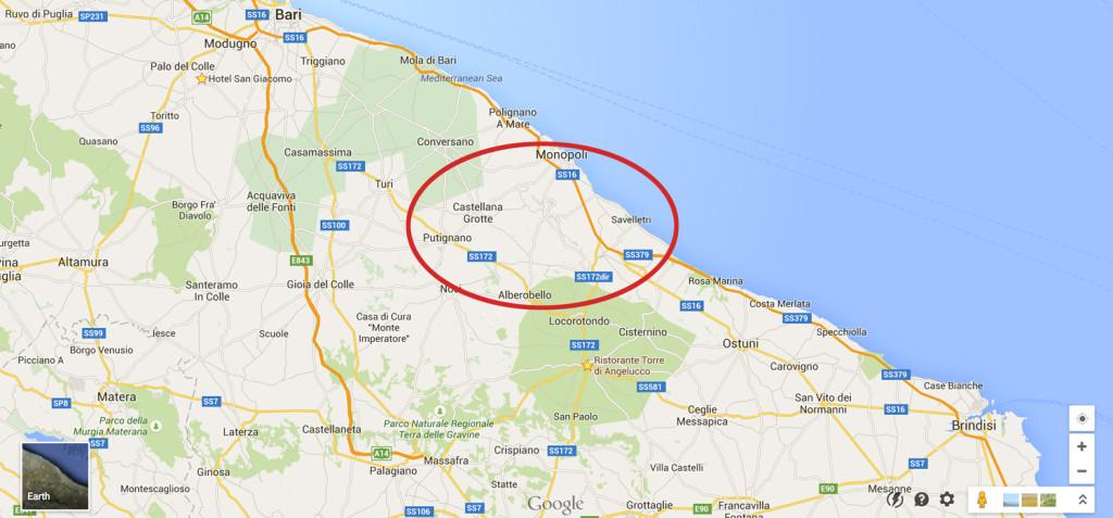 itinerario-savelletri-castellana