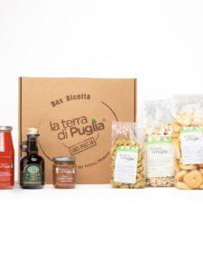Cesti di prodotti tipici: buoni e belli tutto l'anno