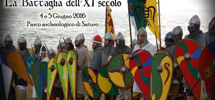 Leporano ospita la Battaglia dell'Undicesimo secolo