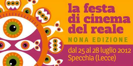 la festa di cinema del reale 2012
