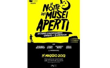La Notte dei Musei Aperti 2012 a Canosa di Puglia