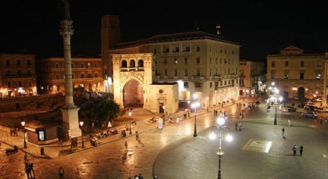 Le riprese di l'età dell'oro di Emanuela Piovano in Puglia