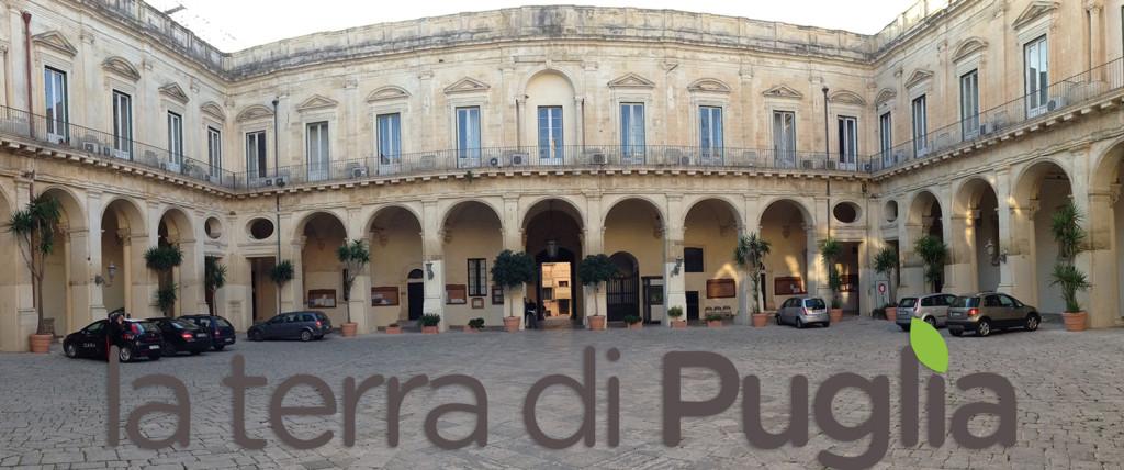 Lecce, palazzo Celestini