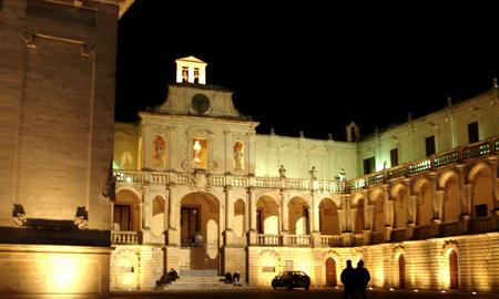palazzo a Lecce