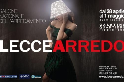 Va in scena l'edizione 2012 di LecceArredo