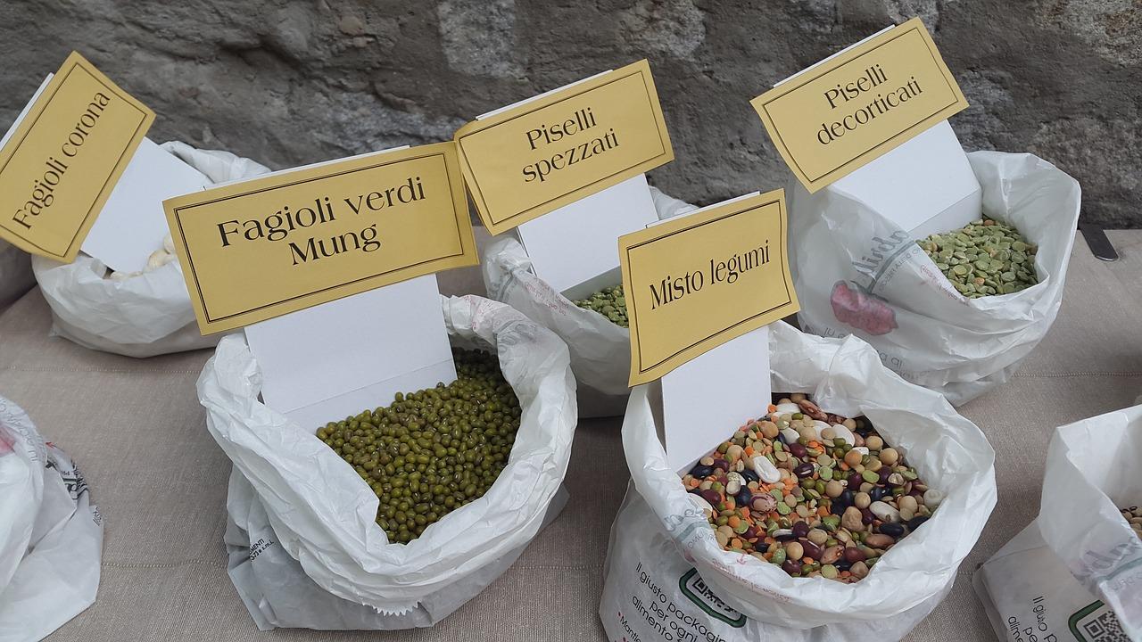 legumi – La Terra di Puglia