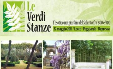 Le verdi stanze 2012, il Salento storico