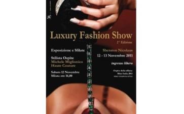 Luxury Fashion Show con Miss Italia 2011