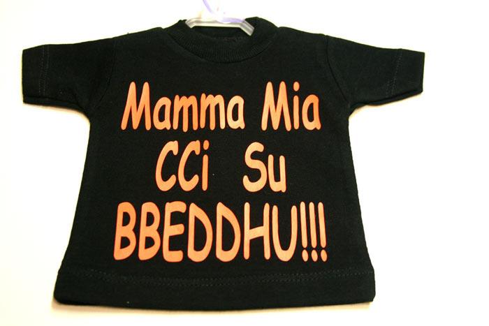 mamma mia cci ssu beddhu