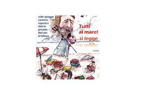 """Manfredonia lancia l'iniziativa """"libri sotto l'ombrellone"""""""