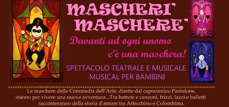 A Foggia va in scena il musical Mascherì Mascheré