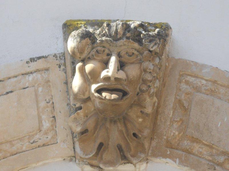 maschera apotropaica in puglia - La Terra Di Puglia.it