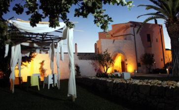 Masseria Santa Chiara, tra storia e design