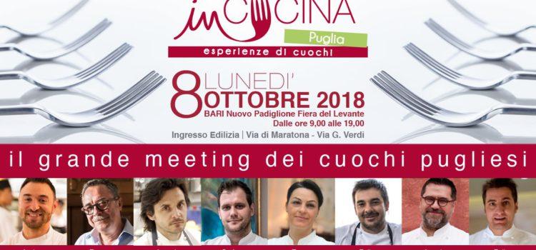Bari ospita l'evento Meet in Cucina in Puglia