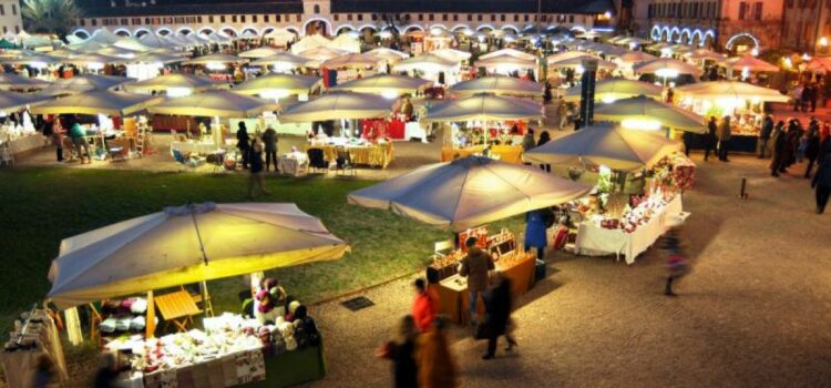 Mercatini serali, Piazza del Gusto a Nardò degustando prodotti pugliesi