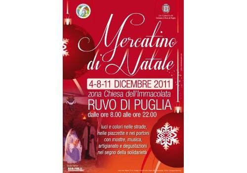 I mercatini di Natale di Ruvo di Puglia