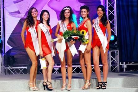 Foggia ha la prefinalista nazionale di Miss Italia 2011
