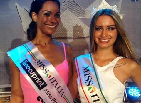 Vanessa Malagnini è Miss Puglia 2014