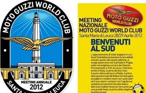 Il Mondo Moto Guzzi a Santa Maria di Leuca