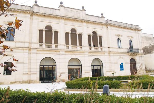 museo civico maglie