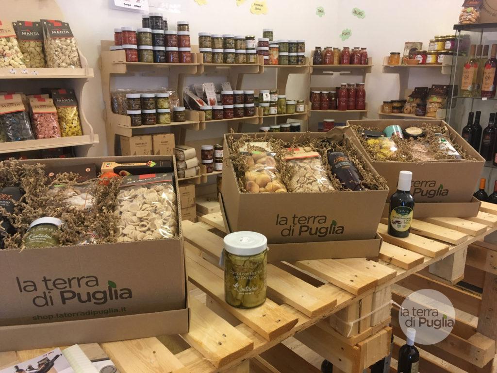 ingrosso online per il tuo negozio di prodotti tipici pugliesi - LaTerraDiPuglia.it