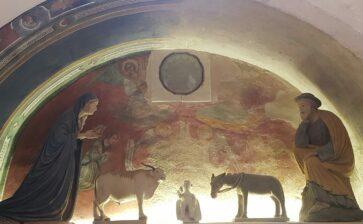 E' in pietra leccese il presepe più antico di Puglia