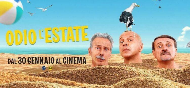 Il nuovo film di Aldo, Giovanni e Giacomo ci porta in Puglia