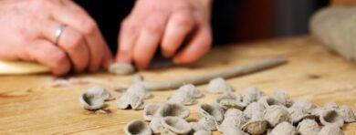 orecchiette fatte a mano - La Terra Di Puglia