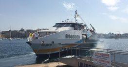 Da Otranto alla Grecia con l'aliscafo di Liberty Lines