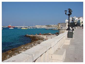 Otranto, comune acquista Castello e Faro punta Palascia