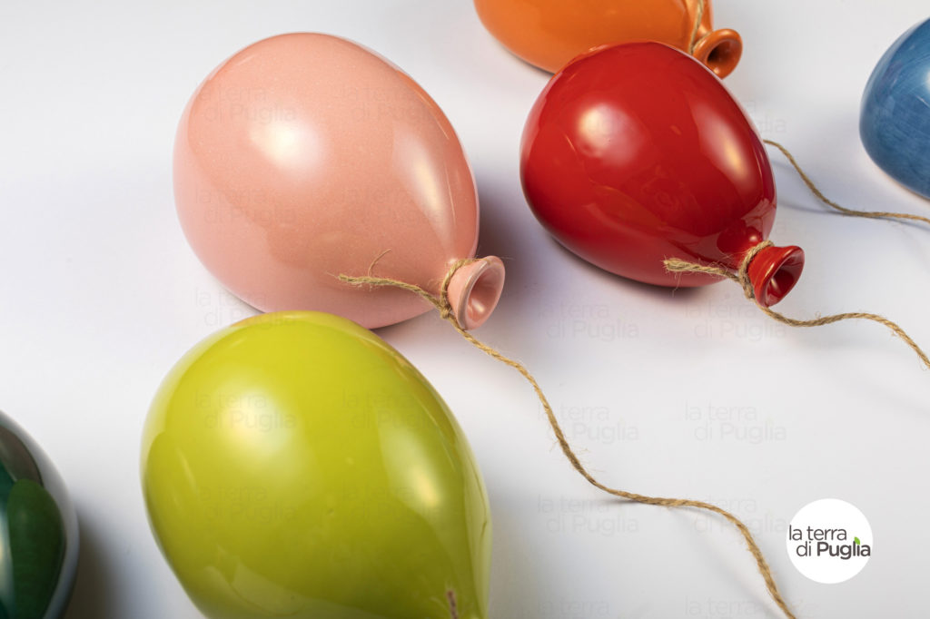 Palloncini in ceramica