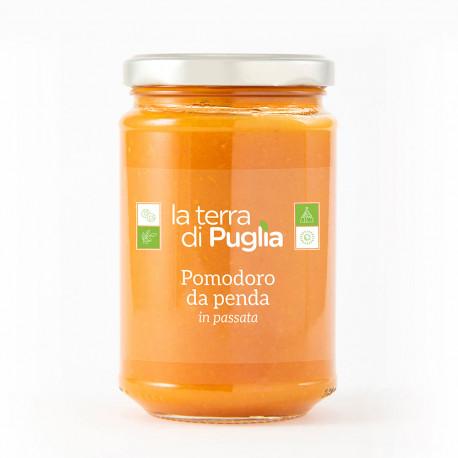 passata di pomodoro giallo da penda – Laterradipuglia.it