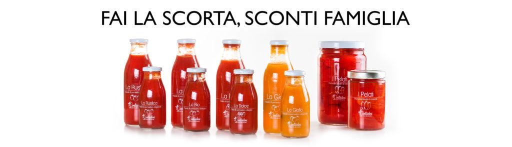 passata di pomodoro - La Terra di Puglia