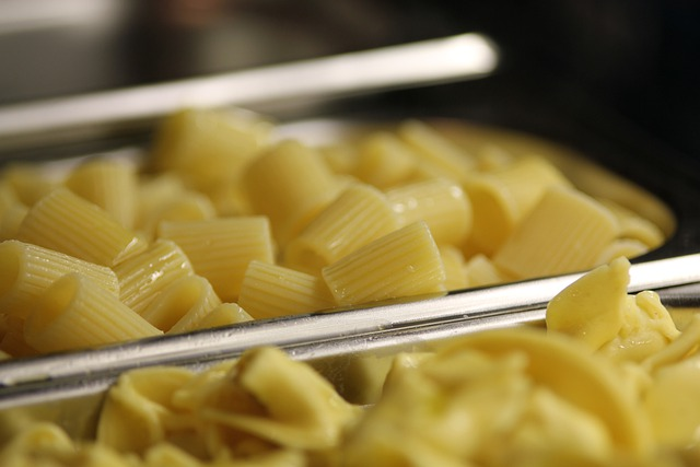 Pasta fave bianche