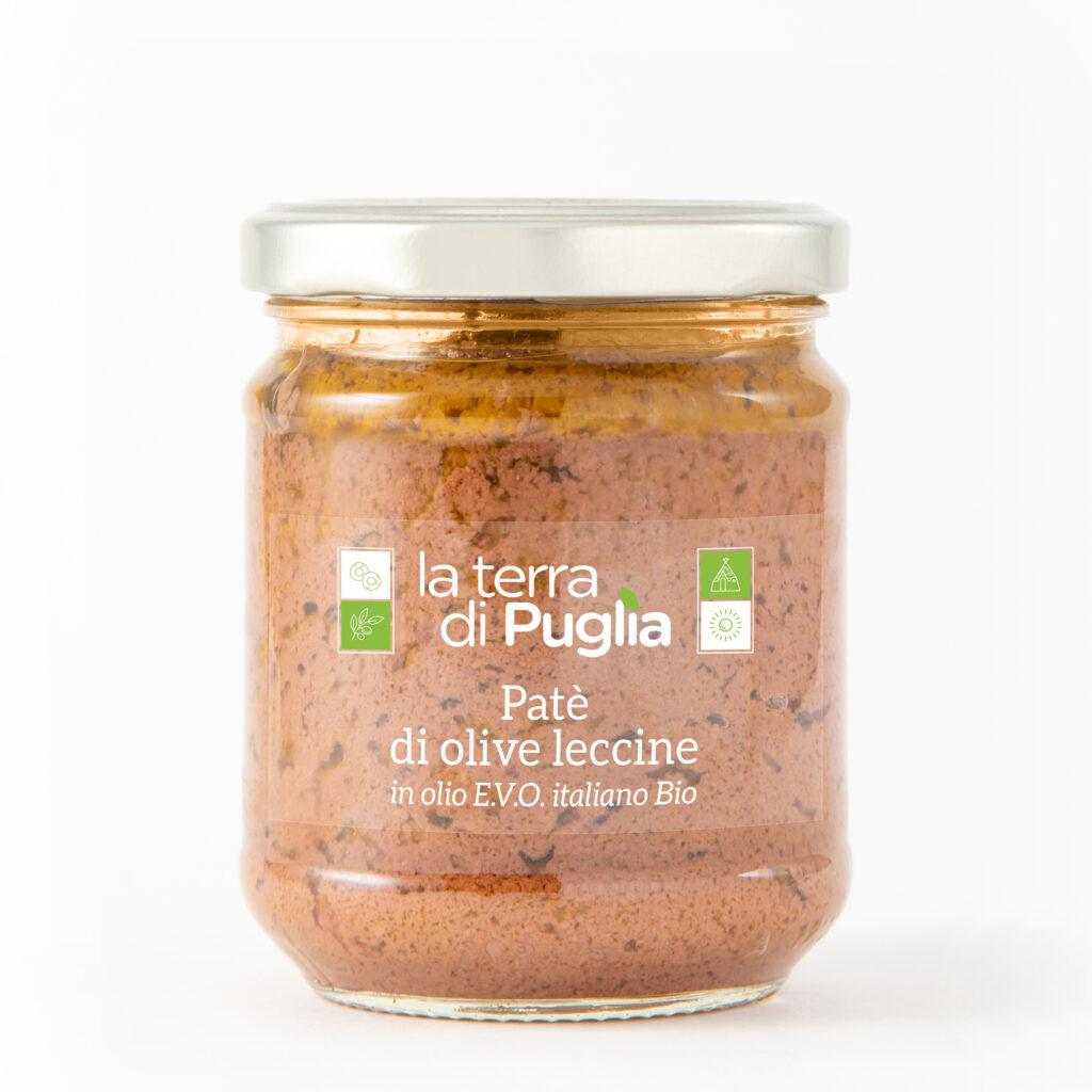 i contadini, patè di olive, conservazione delle olive, olio pugliese - Laterradipuglia.it