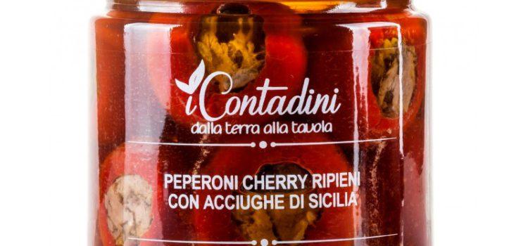Una bontà in tavola: i peperoni cherry sott'olio con le acciughe