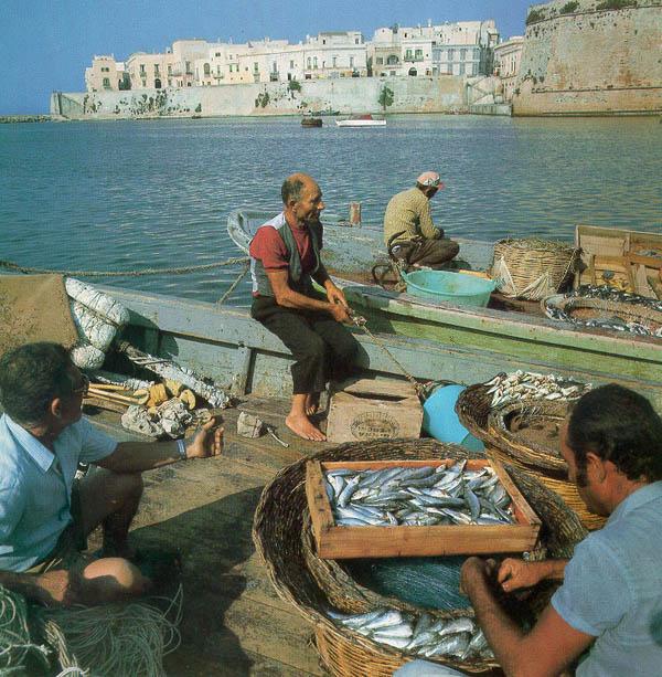 Pescatori pugliesi