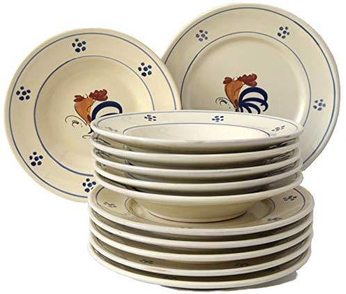 piatti-gallo-ceramica