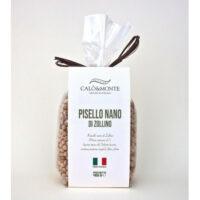 pisello nano di zollino da agricoltura integrata - La Terra Di Puglia