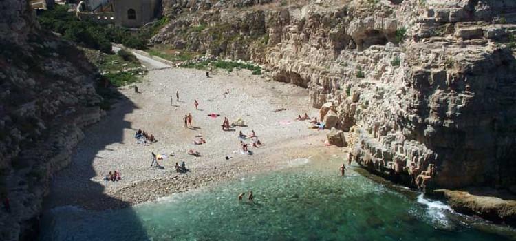 Quando la Puglia è la cornice di Beautiful