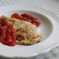 pollo alla pizzaiola con pelati - LaTerraDiPuglia.it