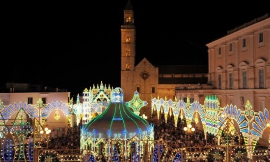 Feste patronali di fine giugno in Puglia