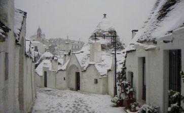 Allerta meteo per Santa Lucia