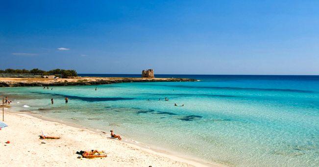 Puglia primavera bel tempo