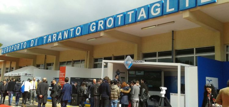 La Puglia ospiterà il primo spazioporto del nostro paese