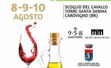 La prima edizione di Puglia Suoni&Sapori 2017