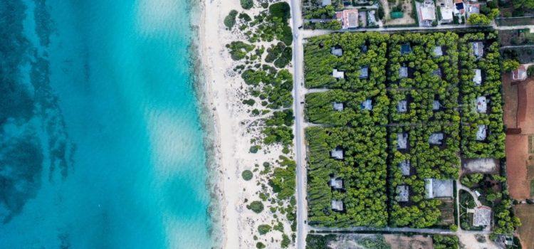 Puglia vista dall'alto, ecco le foto più belle