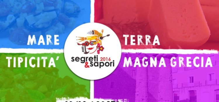 Pulsano ospita Segreti e Sapori 2016