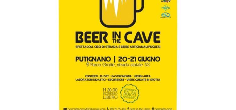 A Putignano la seconda edizione di Beer in the Cave